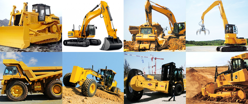 machine for construction