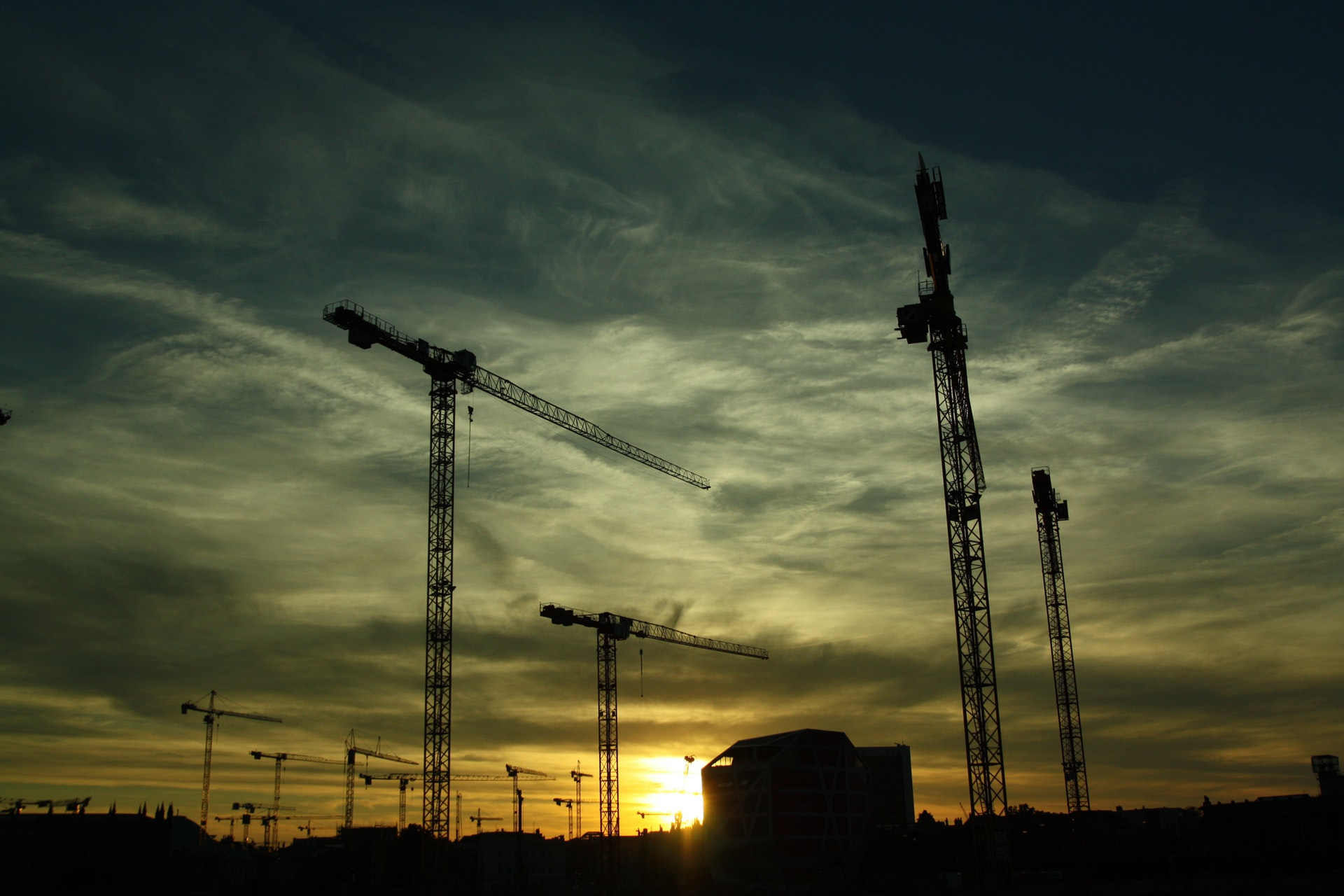 Construction is on the rise in North Africa