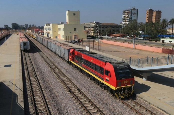 The Revamp of the Angolan Rail Way System