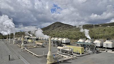 Kenya the largest geothermal energy producer in Africa starts construction of new plant
